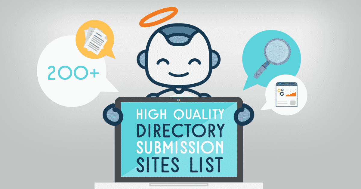 200+ Directory Submission Sites List for SEO   Dofollow   Linkio