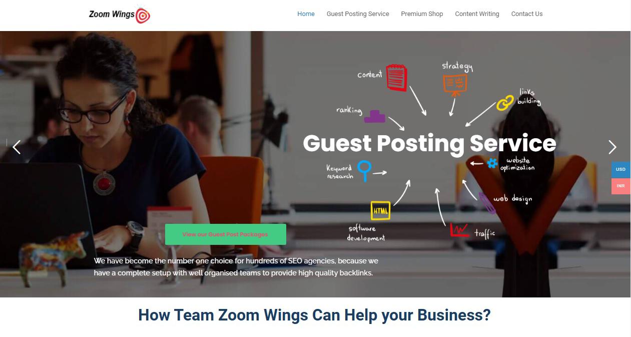 Zoom Wings
